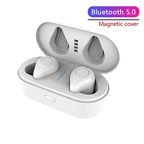 Wireless Headphones, Future Bluetooth Headphones 24H Playtime Deep Bass...