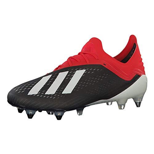 adidas Herren X 18.1 Sg Fußballschuhe, Mehrfarbig (Multicolor 000), 42 2/3 EU