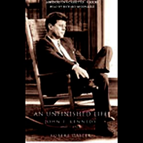 An Unfinished Life Audiobook By Robert Dallek cover art