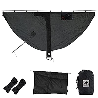 Amazon - 40% Off on Hammock Bug Net – Wide Room No-See-Um Breathable Mesh Mosquito Netting