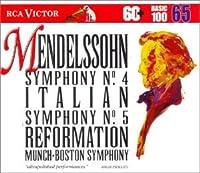 Symphony 4/5/Hebrides Overture