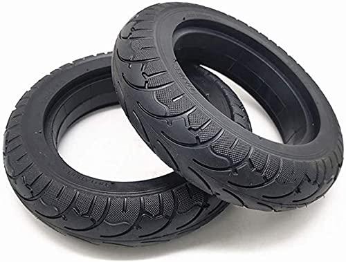 Neumáticos Para Scooter Eléctrico, 200X50 Neumáticos Sólidos De Alta Elasticidad No Inflable Sin Mantenimiento Antideslizante Antiexplosión No Rotura Accesorios Para Neumáticos De Scooter, Fácil Inst