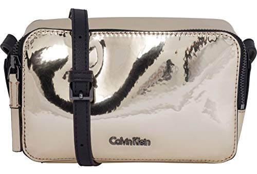 Calvin Klein CK Zone Cross Bag S Light Gold