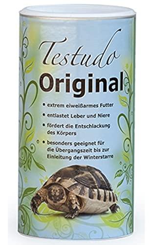 Pre Alpin Testudo Original Alimentation pour tortues terrestres 500g
