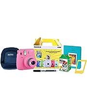 Fujifilm Instax Mini 9 Joy Box (Flamingo Pink)