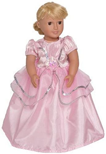 Little Adventures Doll Royal Rosa Princess 2011 by Little Adventures (English Manual)