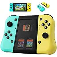 JAMSWALL Joy Pad 6-Axis Gyro/Dual Shock Controller for Nintendo Switch
