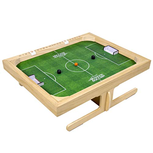 GoSports Magna Soccer Tabletop Board Game | Magnetic Game of Skill for Kids amp Adults