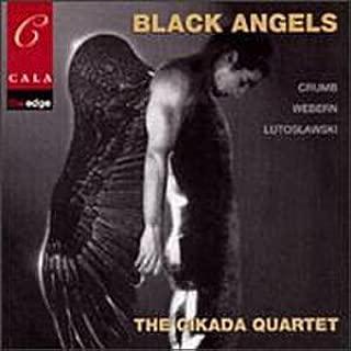 Crumb, Webern, Lutoslawski: Black Angels