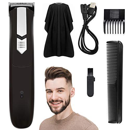 Cortapelos profesionales profesionales para el pelo, juego de cortadoras de pelo eléctrico...