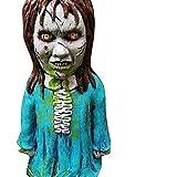 Estatua de jardín al Aire Libre Jardín Zombie GNOME Adornos Halloween Horror Película Jardín Estatua Decoración Killer Resina Adornos-Cuchillo