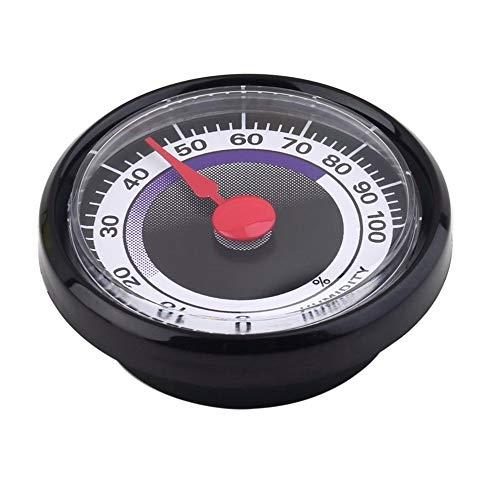 1 STÜCK Mini Tragbare Genaue Dauerhafte Analog Hygrometer Luftfeuchtigkeitsmesser Mini Power-Free FÜR Indoor Outdoor Heimgebrauch