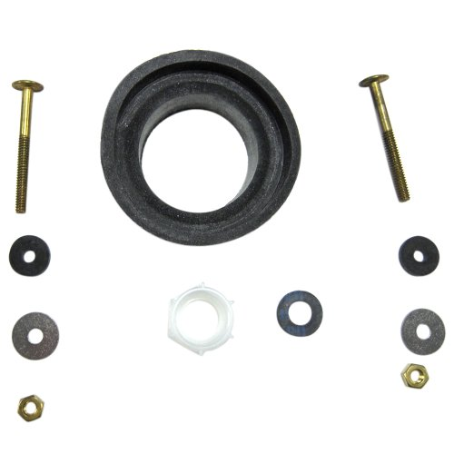 American Standard Couplig Kit, Tank to Bowl, Brass and Rubber , Black - 047158-0070A