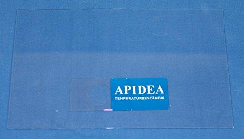 Apidea klarsicht Couvercle beguttungs Boîte chaleur Résiste (Bleu)