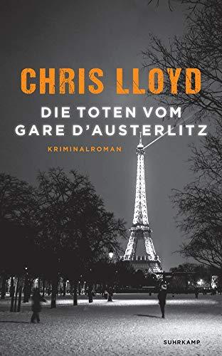 Buchseite und Rezensionen zu 'Die Toten vom Gare d'Austerlitz' von Thomas Wörtche