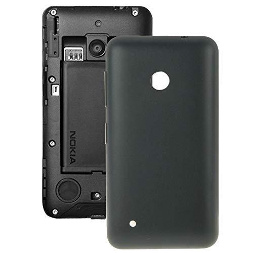 LICHONGGUI Cover Posteriore in plastica Tinta Unita for Nokia Lumia 530 / Rock/M-1018 / RM-1020 (Nero) (Colore : Bianca)
