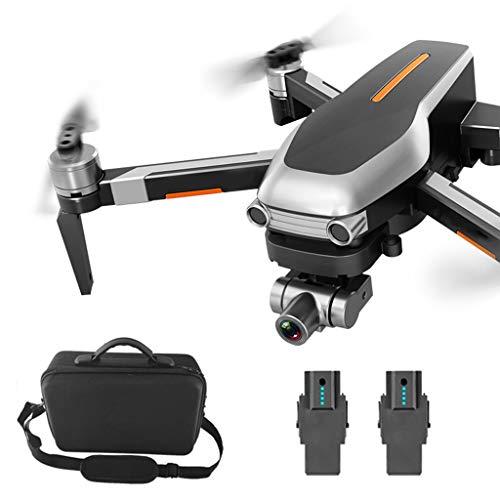 Sheuiossry 4K Faltbares GPS nach Drohne mit Kamera für Erwachsene Smart Return 25 Minuten Flugzeit Home Quadcopter