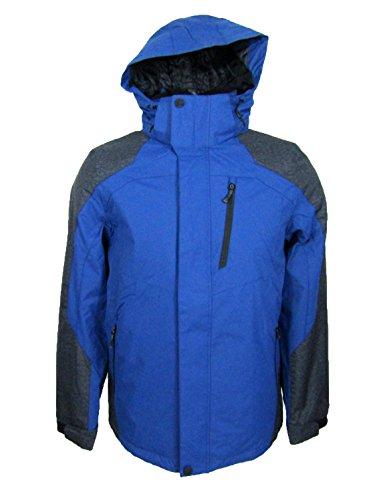 ZeroXposur Men's Mid Weight Insulated Jacket, Sapphire (M)