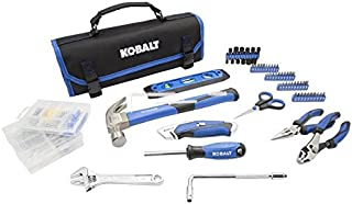 Kobalt 211-Piece Household Tool Set with Soft Case