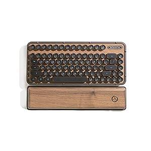 Azio MK-RCK-W-01-US Retro Compact Keyboard (Elwood)