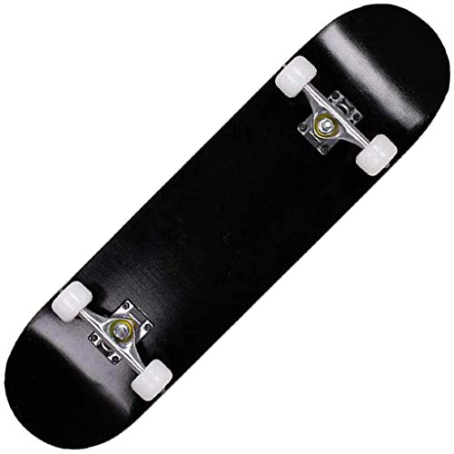 ZEH Kinder-Skateboard, Double Kick-Skateboard for Anfänger mit Maple Deck, for Junge Mädchen, mehr Designs FACAI