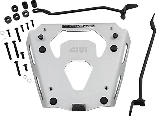 Enganche trasero de aluminio anodizado específico para baúl Monokey para F 900 R (20) / F 900 XR (20) - SRA5137