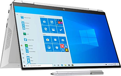 2021 Newest HP Spectre x360 2-in-1 13.3' 4K UHD Touchscreen Laptop, i5-1035G4, 8GB | 256GB PCIe SSDBacklit Keyboard, 4K Webcam, Thunderbolt 3, Intel Iris Plus Graphics, Win 10, with Stylus (Renewed)