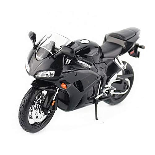 GXJU Juguete Modelo de Motocicleta a Escala 1:18 para YZF-R1 Scale Motorycle Modelo Super Racing Diecast Toy Motorbike Colección educativa Regalos para Adultos para niños