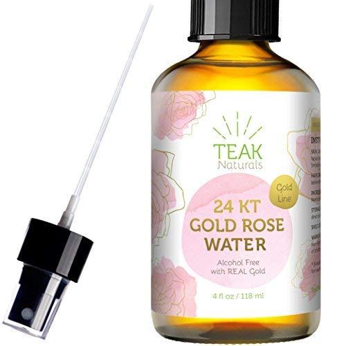 Image of 24K Gold Rose Water Facial...: Bestviewsreviews