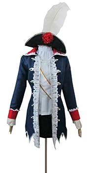 Dreamcosplay Anime Hetalia  Axis Powers Prussia Lady Military Uniform Cosplay
