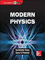 Modern Physics Front Cover