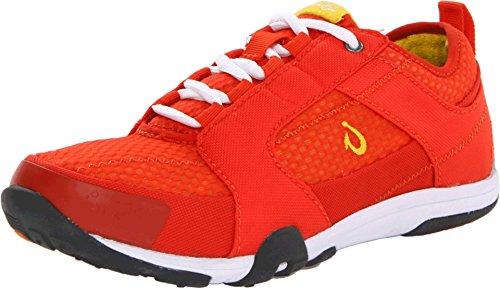OLUKAI Kamiki - Womens Athletic Shoes Chili Pepper/Sunshine - 6.5