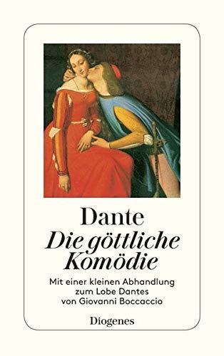 Die göttliche Komödie. Aus dem Italienischen von Philaletes (König Johann von Sachsen). Mit zahlreichen Bildern von Gustave Doré. Mit einer Kleinen ... von Giovanni Boccaccio. (2. Aufl.) (detebe)