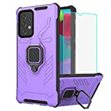 Yiakeng Samsung Galaxy A52 5G Cases,With HD Screen