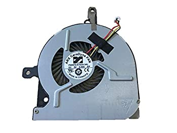 Replacement CPU Cooling Fan for Toshiba Satellite C50-B C50D-B C50DT-B C50T-B C55-B C55D-B C55T-B C55-B5100 C55-B5200 C55-B5300 Series Laptop P/N  DC28000EPR0 FN0570-A1033L3AL MF60070V1-C330-G99