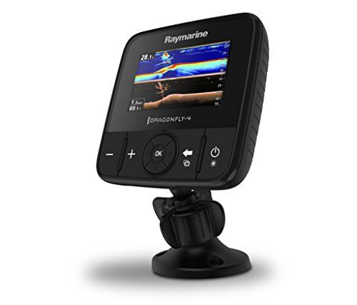 Raymarine E70294-US Dragonfly-4 Pro Sonar/GPS with US C-Map Essentials