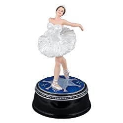 The San Francisco Music Box Company Ballerina Swan Lake Figurine