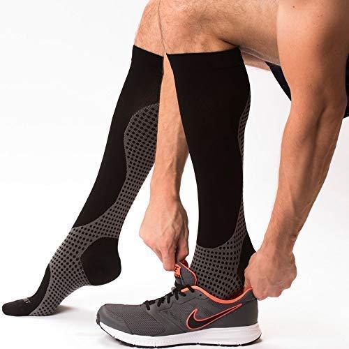 Treat My Feet Knee High Compression Socks, 15-20 mmHg
