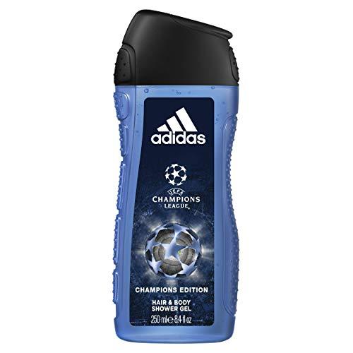 Adidas Champions League UEFA 4 Shower Gel for Him, 250ml