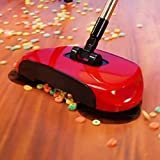 Braz Enterprise Fully Automatic Hand Push Sweeper Mop Sweep Broom Dustpan Combination Suit