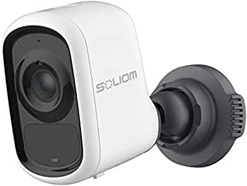 Soliom SP10 Wireless-Home-Security-WiFi-Camera