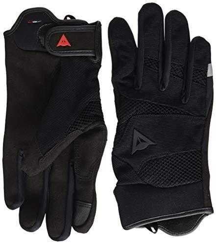 Dainese Handschuhe Desert Poon D1 Unisex, schwarz/schwarz, Größe L