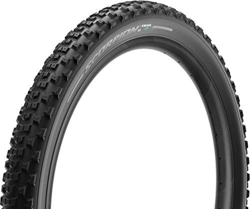 Pirelli Scorpion Trail R 27.5 x 2.4, Adultos Unisex, Negro, ESTANDAR