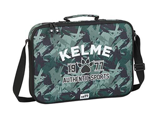 Safta- Cartera Extraescolares de Kelme Kids' Luggage, Color Authentic (612003385)