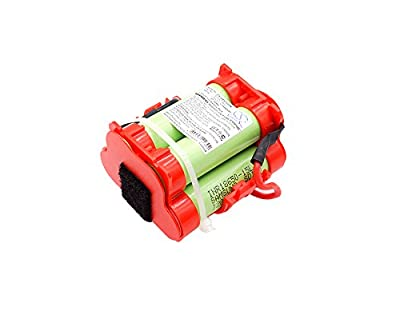 Lawn Mowers Battery Replacement for Gardena Robotic R70Li 2014 586 57 62-01 574 47 68-03 574 47 68-02 574 47 68-01 (1500mAh/18.0V)