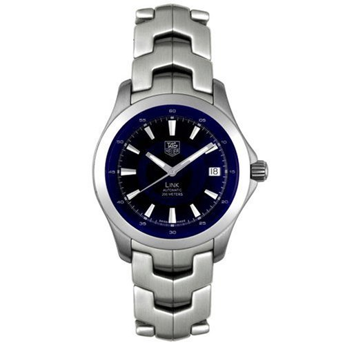 TAG Heuer Men's WJF2112.BA0570 Tiger Woods Automatic Link Watch