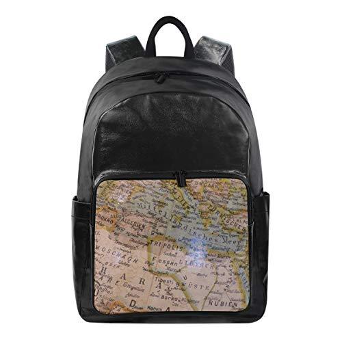 MALPLENA Malpela Tagesrucksack Globus Schulranzen Reisetasche leicht verstaubar strapazierfähig Reise Wanderrucksack