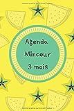 Agenda Minceur 3 mois