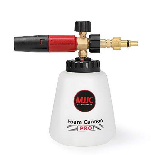 MJJC Foam Cannon for Lavor Parkside Foreman Snow Foam Lance for Sterwins Hitachi Sorokin Copokin Hammer Elitech Champion Foam Gun MJJC005-PRO-AF