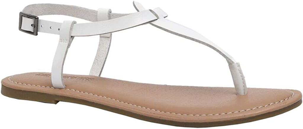 Cushionaire Women's Clea Flat Sandal with +Comfort